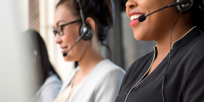 Improve the customer experience by outsourcing your contact center.